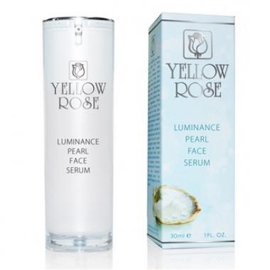 Yellow Rose LUMINANCE PEARL FACE SERUM Сыворотка с жемчугом (30 мл)