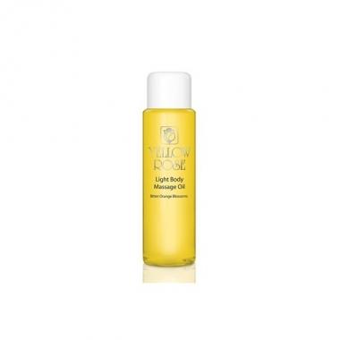 YELLOW ROSE Light Body Massage Oil Bitter Orange Blossoms Масло для тела с эфирным маслом нероли (500 мл)