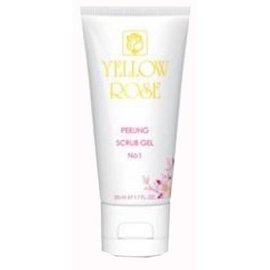 YELLOW ROSE Пилинг-скраб гель №1 (250 мл)