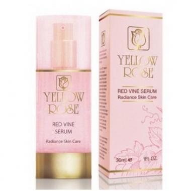 Yellow Rose Red Vine Serum Сыворотка с экстрактом винограда (12х3 мл)