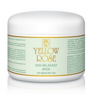 YELLOW ROSE Skin Relaxant Маска омолаживающая (250 мл)