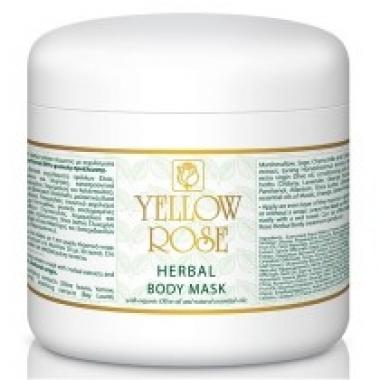 YELLOW ROSE Скраб для тела с растительными экстрактами (500 мл)